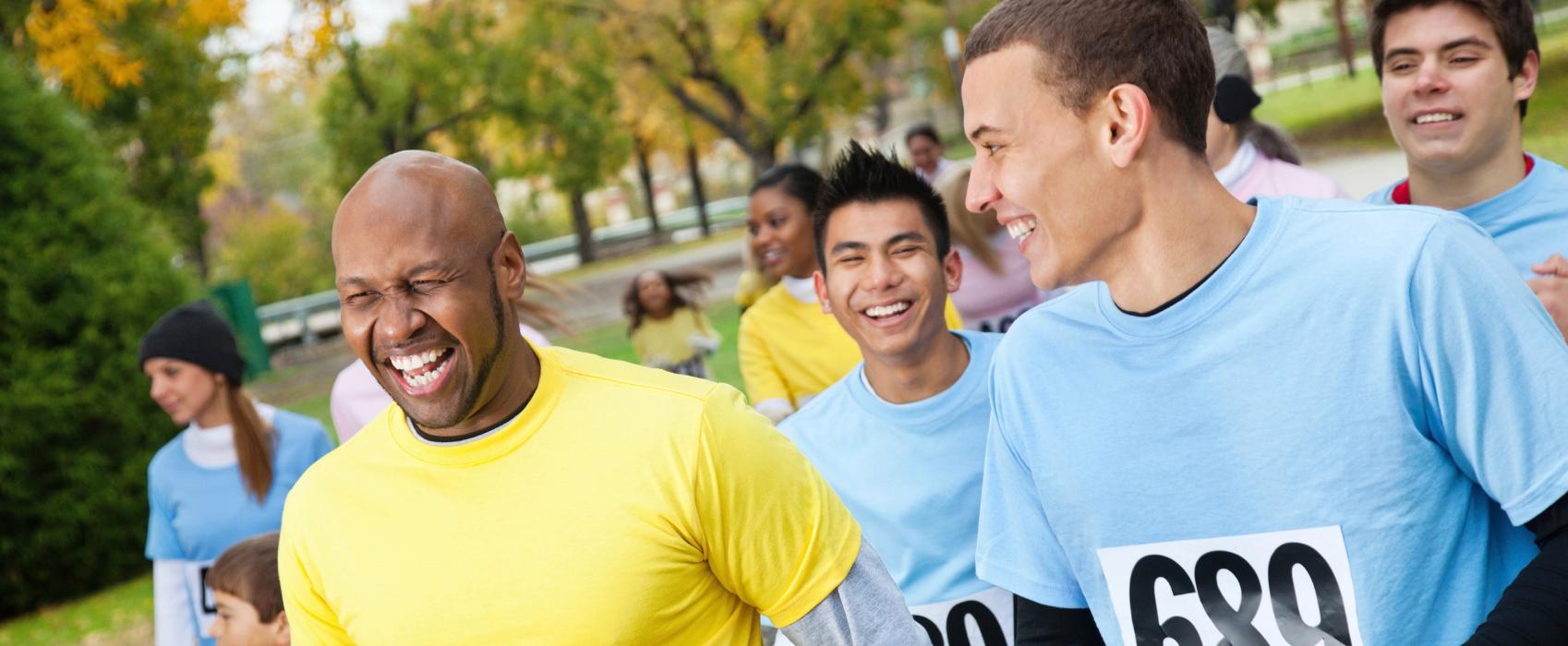 Running-a-Marathon