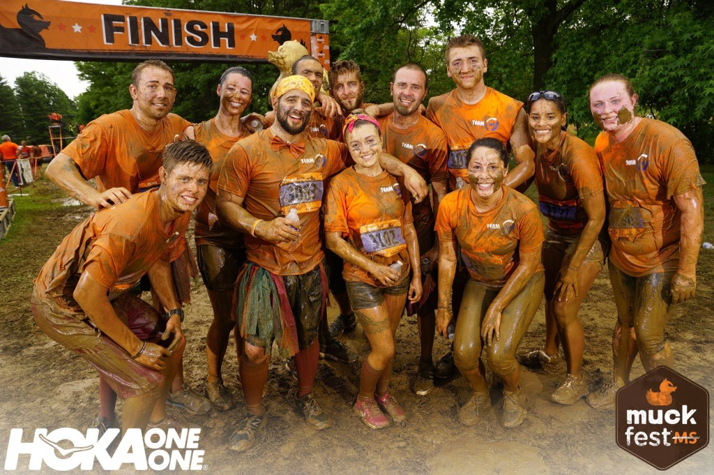 Total Rehab and Fitness Muckfest MS 2015